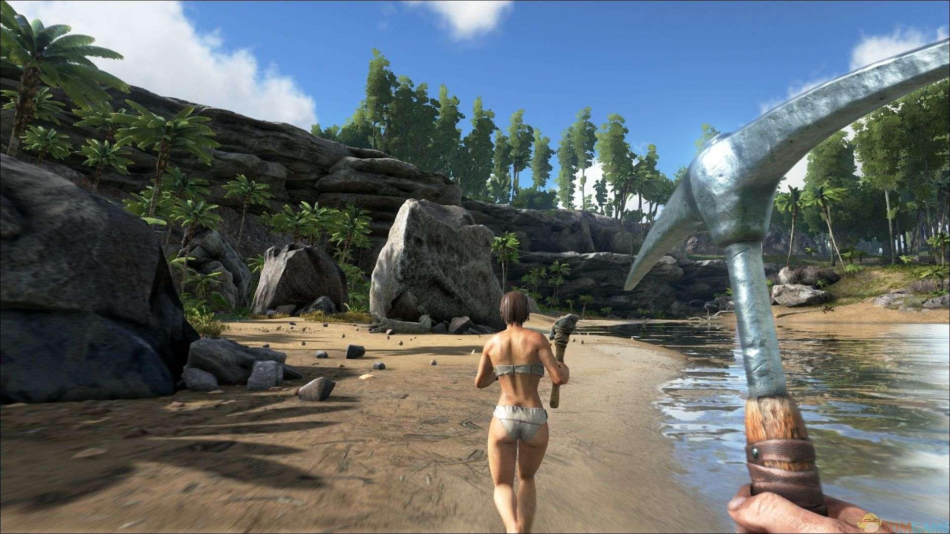 方舟:生存進化v246.0全DLC繁體免安裝
