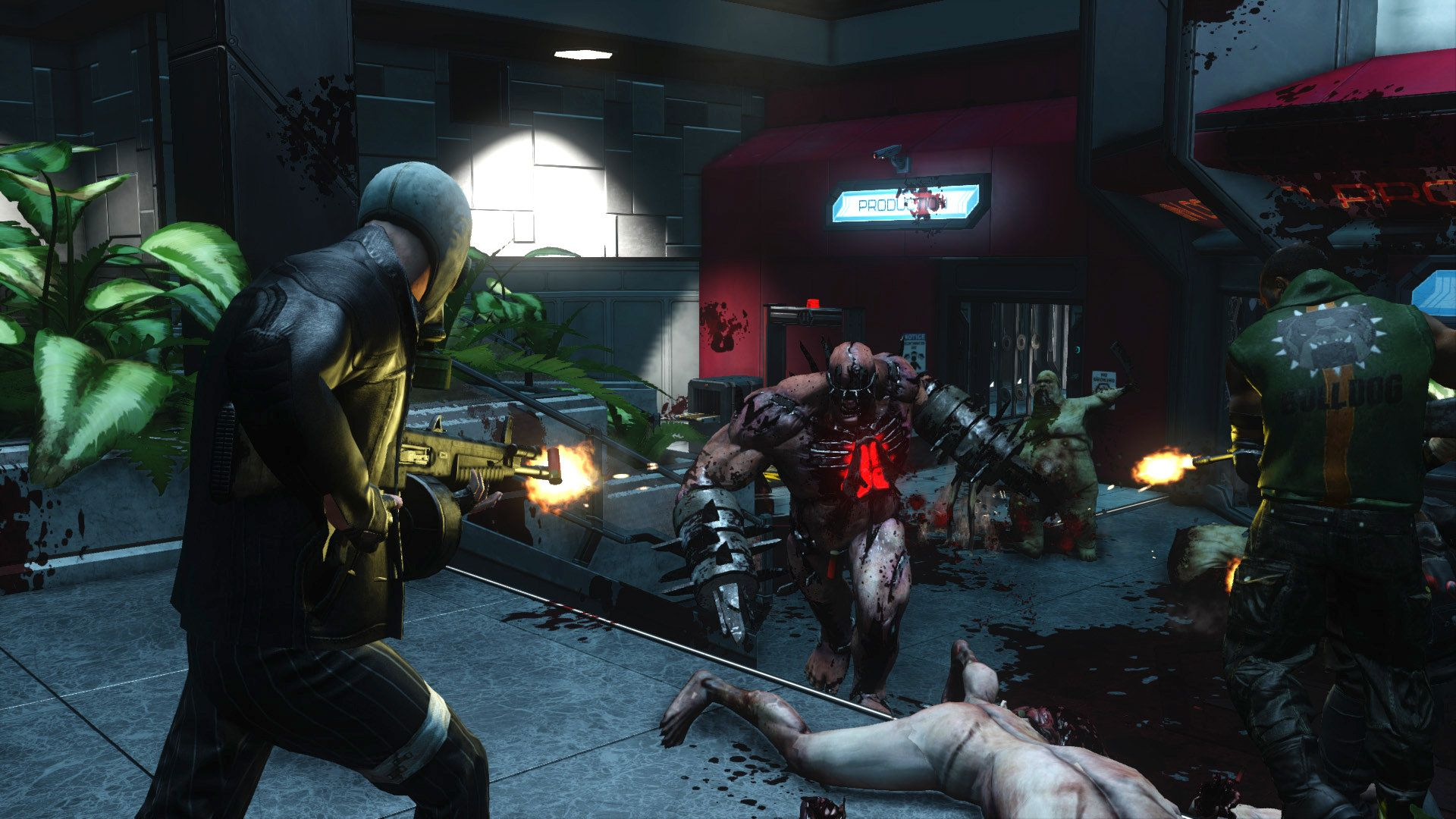 Killing Floor 2: Digital Deluxe Edition [v1022] | PC