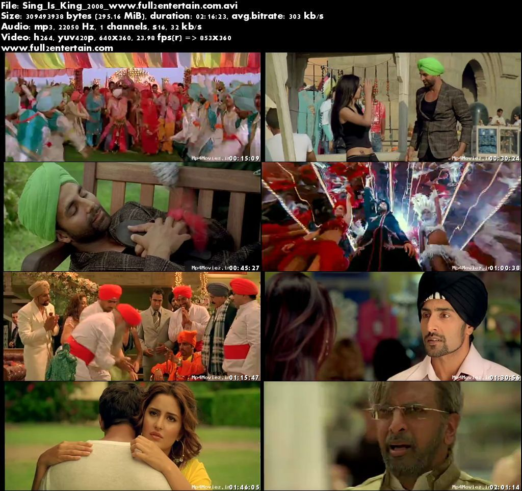 Singh Is Kinng 2008 Full Movie Download Free in Bluray 720p