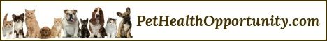 Pet Health Opportunity.com
