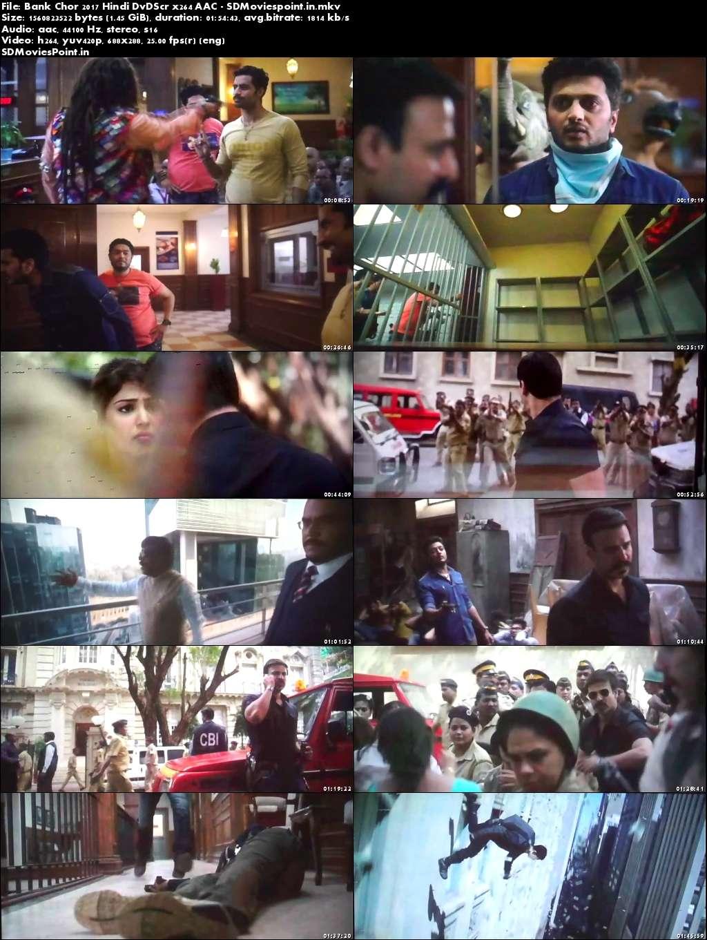 Screen Shot Bank Chor 2017 Full HD Movie Download In 720p
