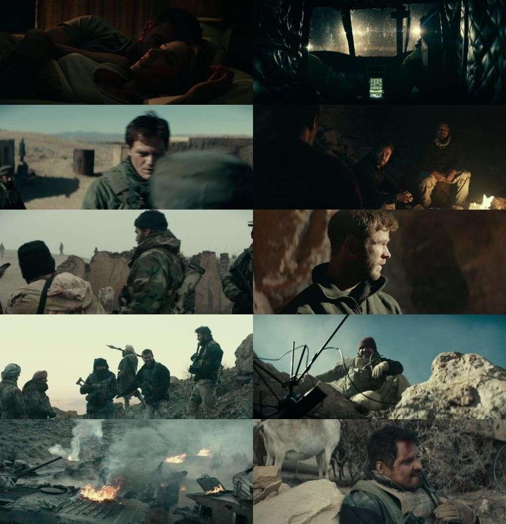 12 Strong (2018) 1080p BluRay x264-GECKOS