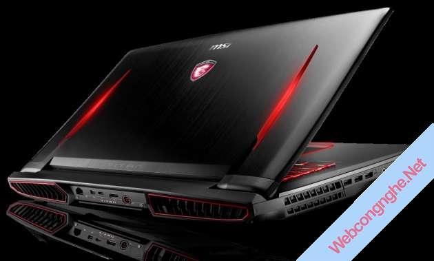 MSI trình làng hàng loạt laptop hỗ trợ chơi game thực tế ảo