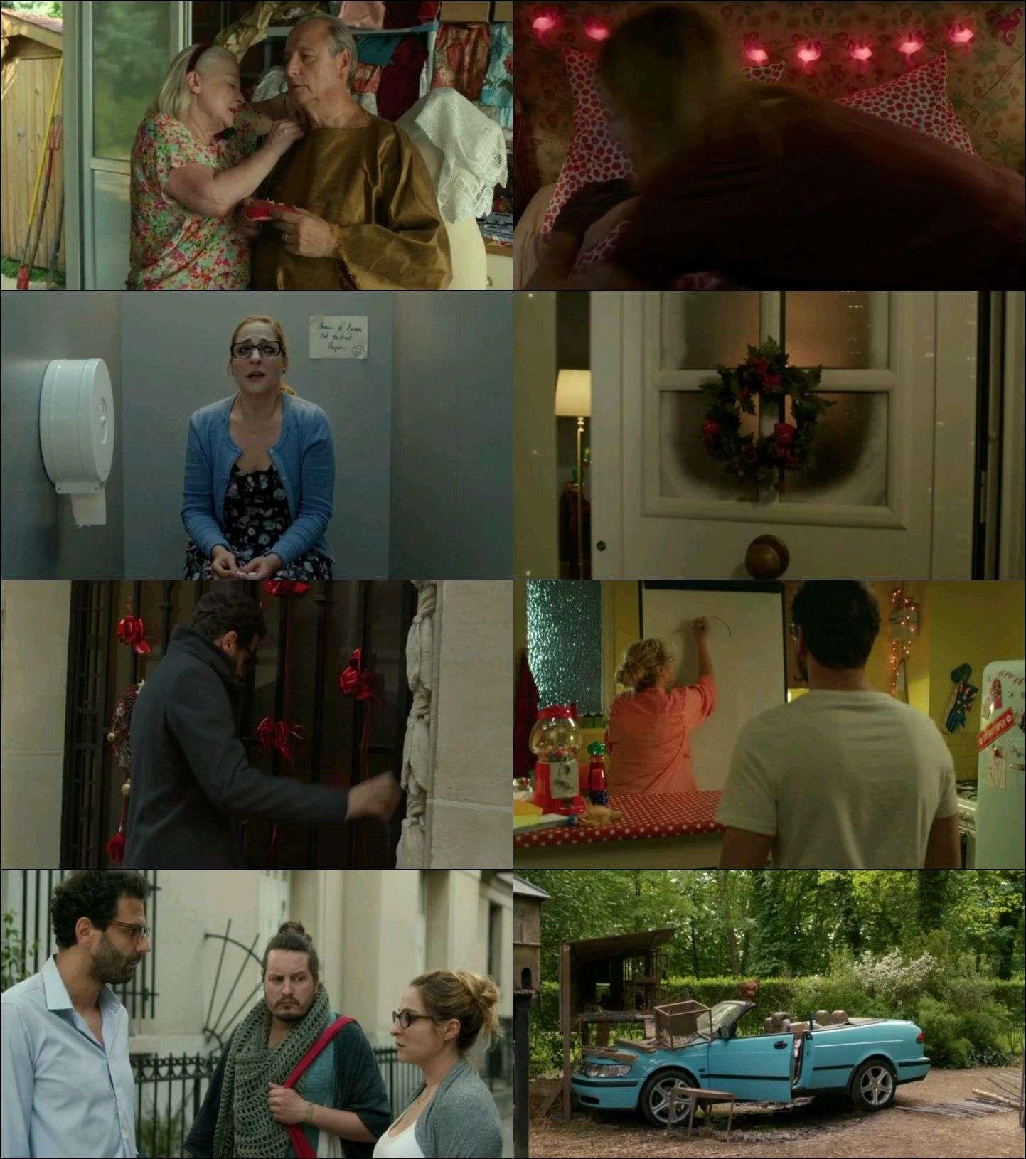 Joséphine, Hamile & Harika (2016) türkçe dublaj film indir