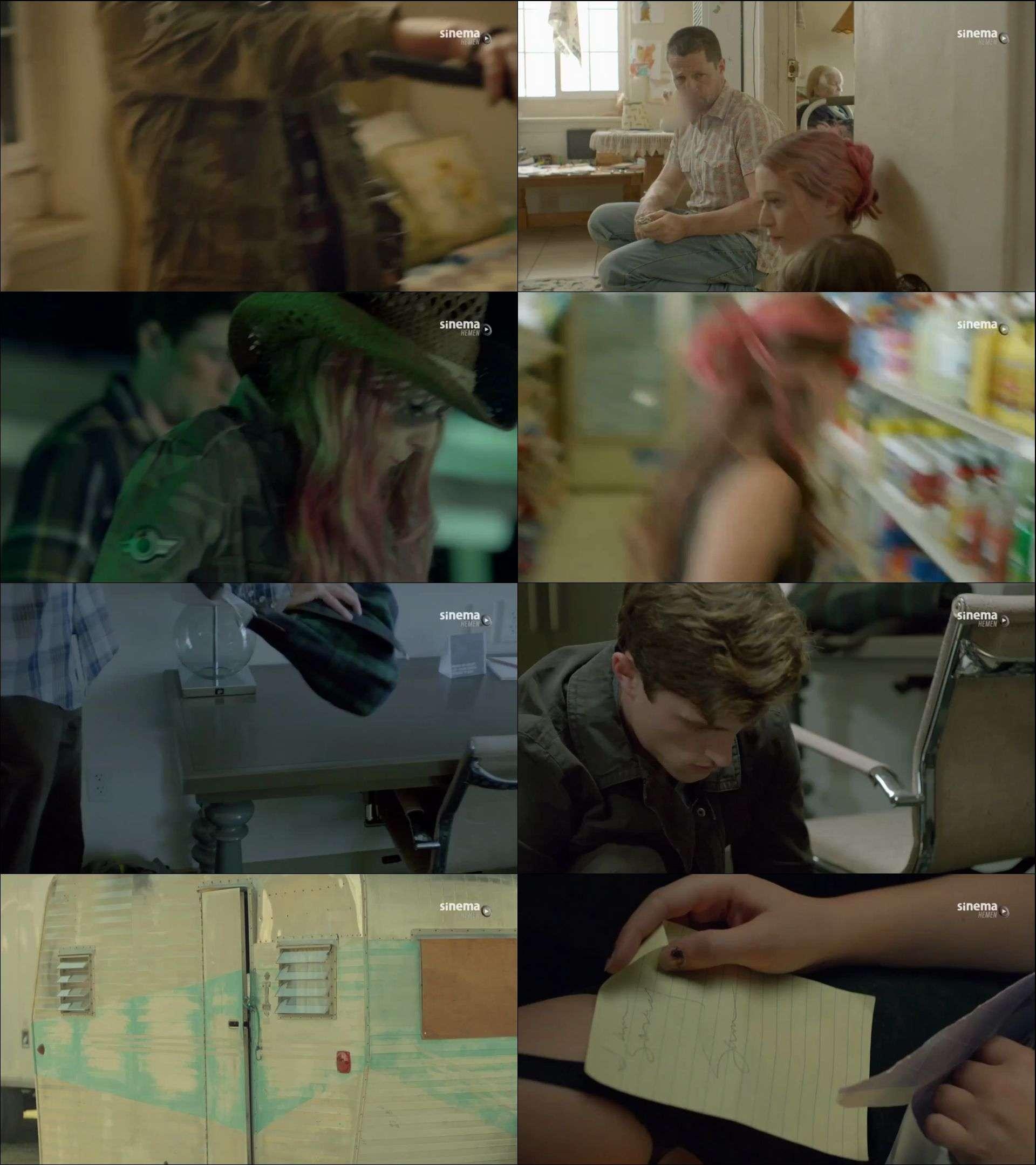 Scout (2015) türkçe dublaj film indir