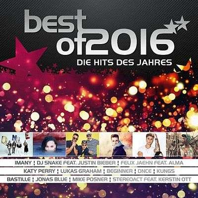 VA - Best Of 2016 Die Hits Des Jahres [2CD] | FLAC