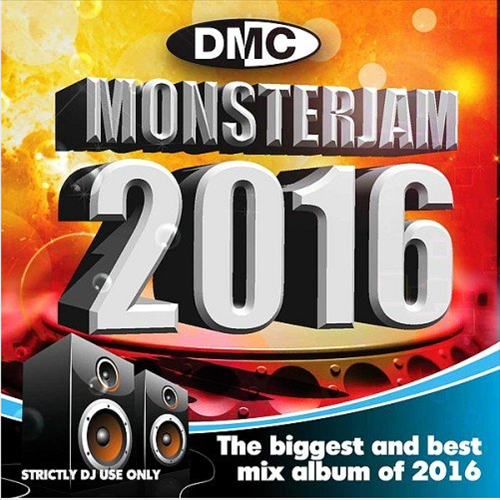VA - DMC Monsterjam 2016 (2016)