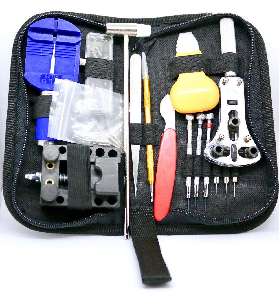 Geepro Uhrenwerkzeug-Set 147teilig