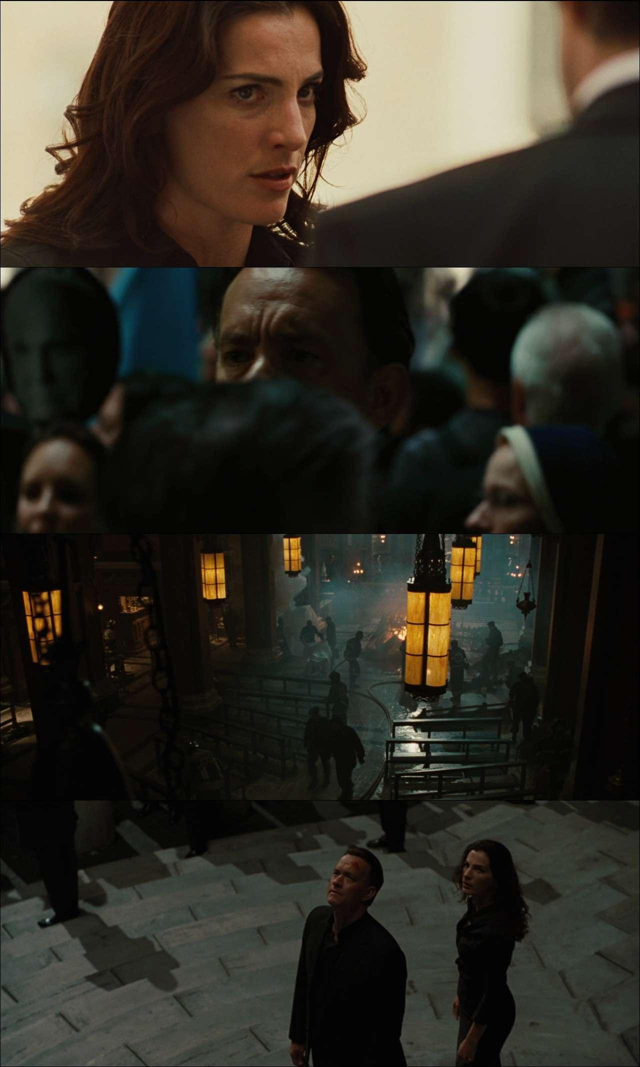 Melekler ve Şeytanlar (2009) full türkçe dublaj film indir