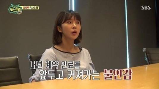 FIESTAR's Cao Lu Honestly Reveals That She Has No Income
