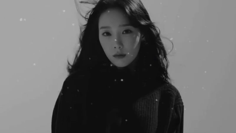 Taeyeon Reveals Mysterious Clip Ahead Of Solo Comeback