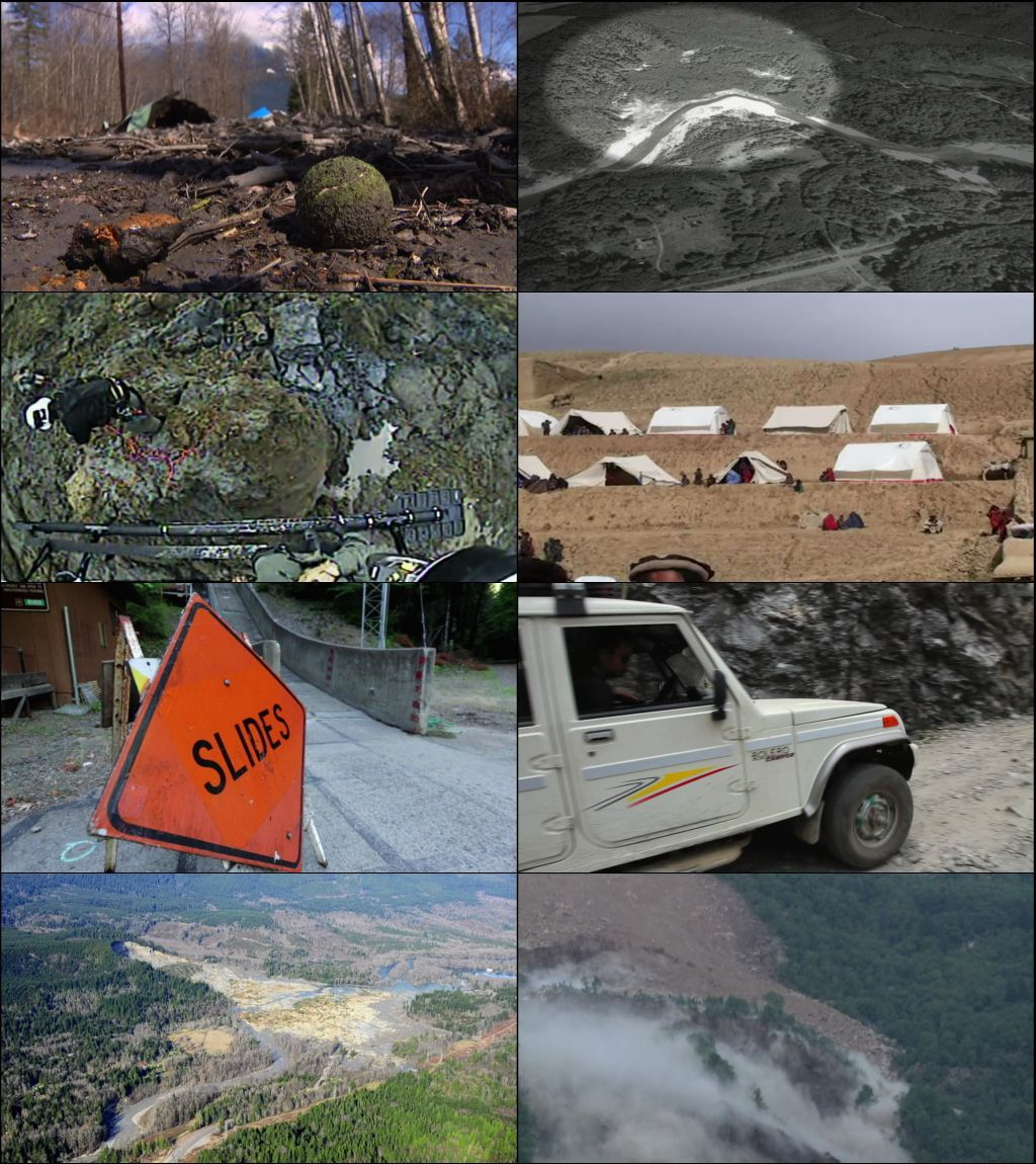 Nova: Killer Landslides 2014 hd türkçe belgesel indir