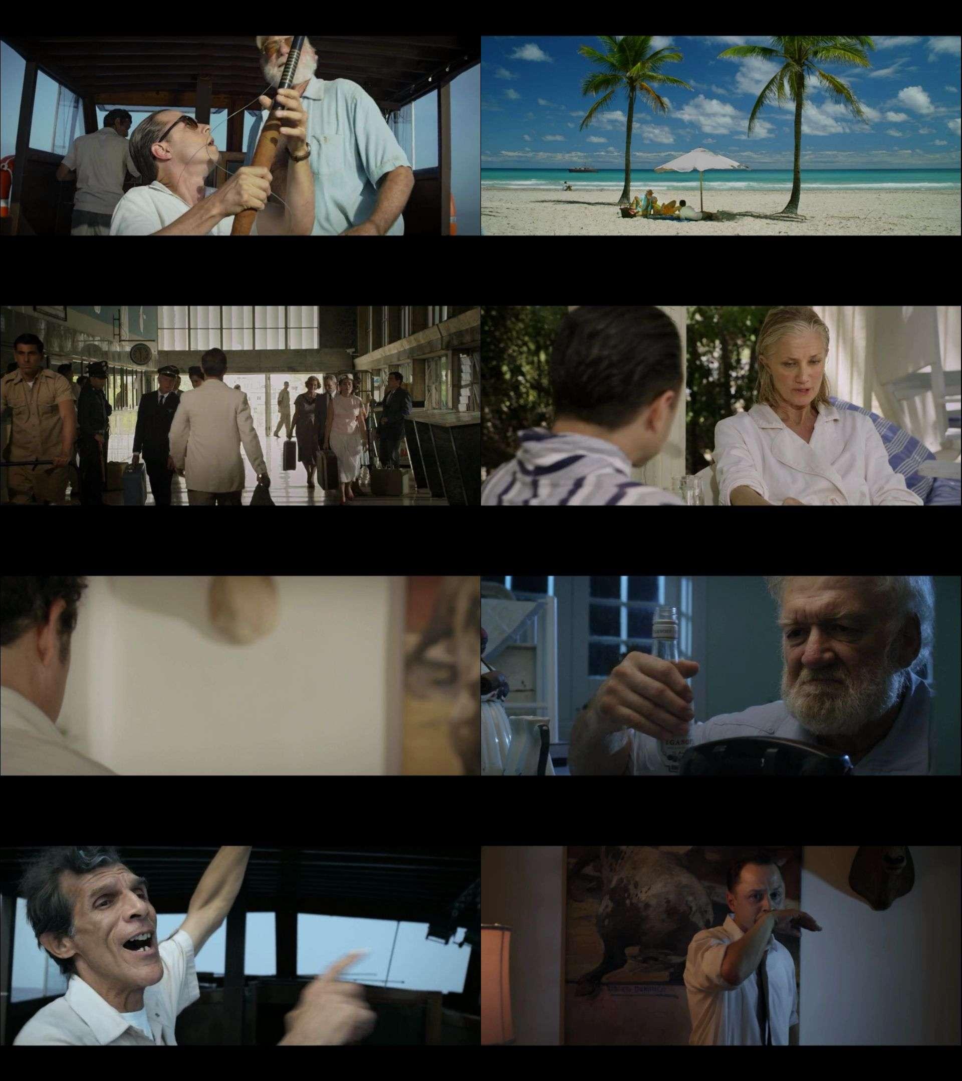 Hemingway Küba'da - Papa Hemingway in Cuba (2015) türkçe dublaj indir