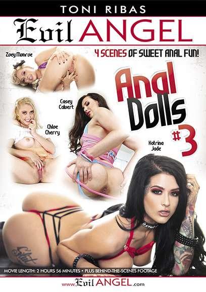 Анальные Куклы 3 | Anal Dolls 3