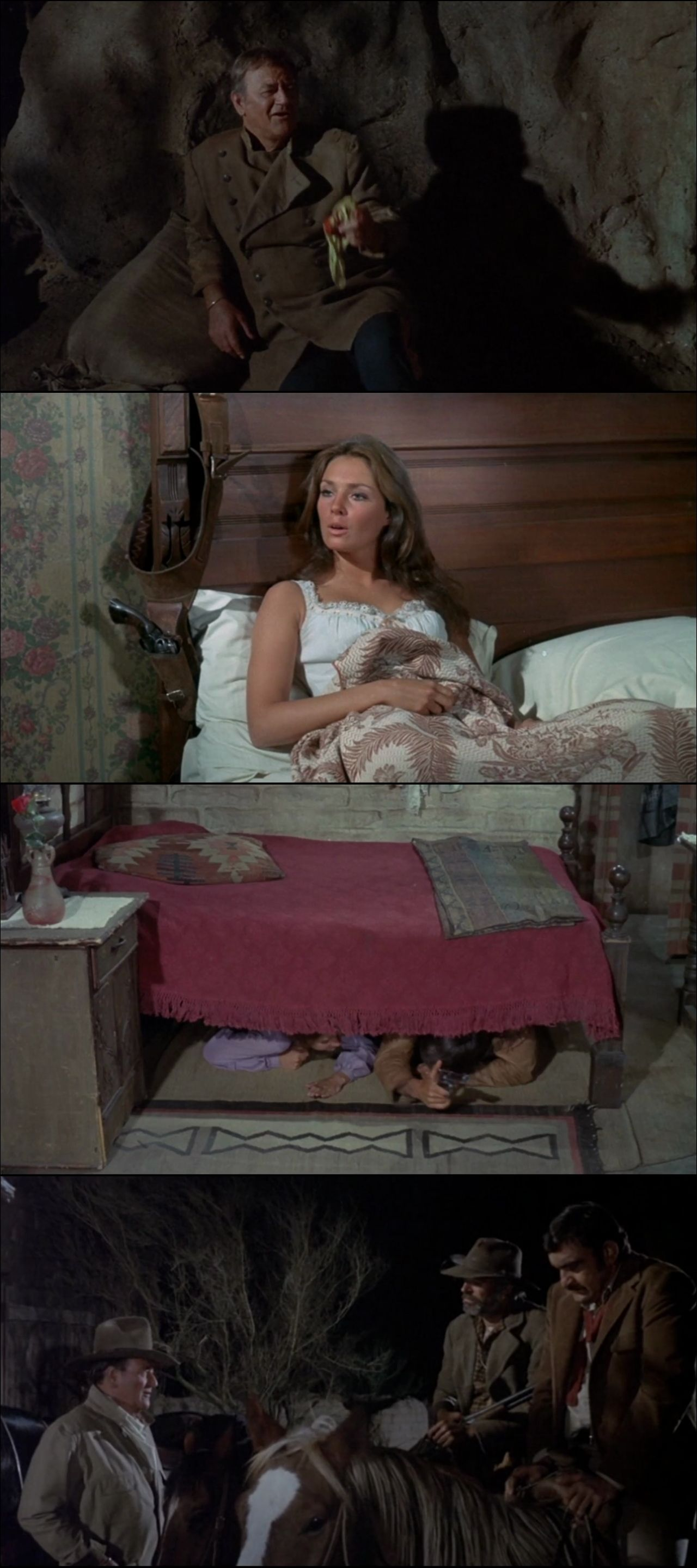 Son Darbe - Rio Lobo (1970) türkçe dublaj film indir