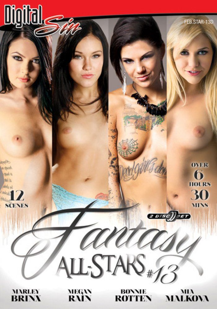 Фантазии Всех Звезд 13 | Fantasy All-Stars 13