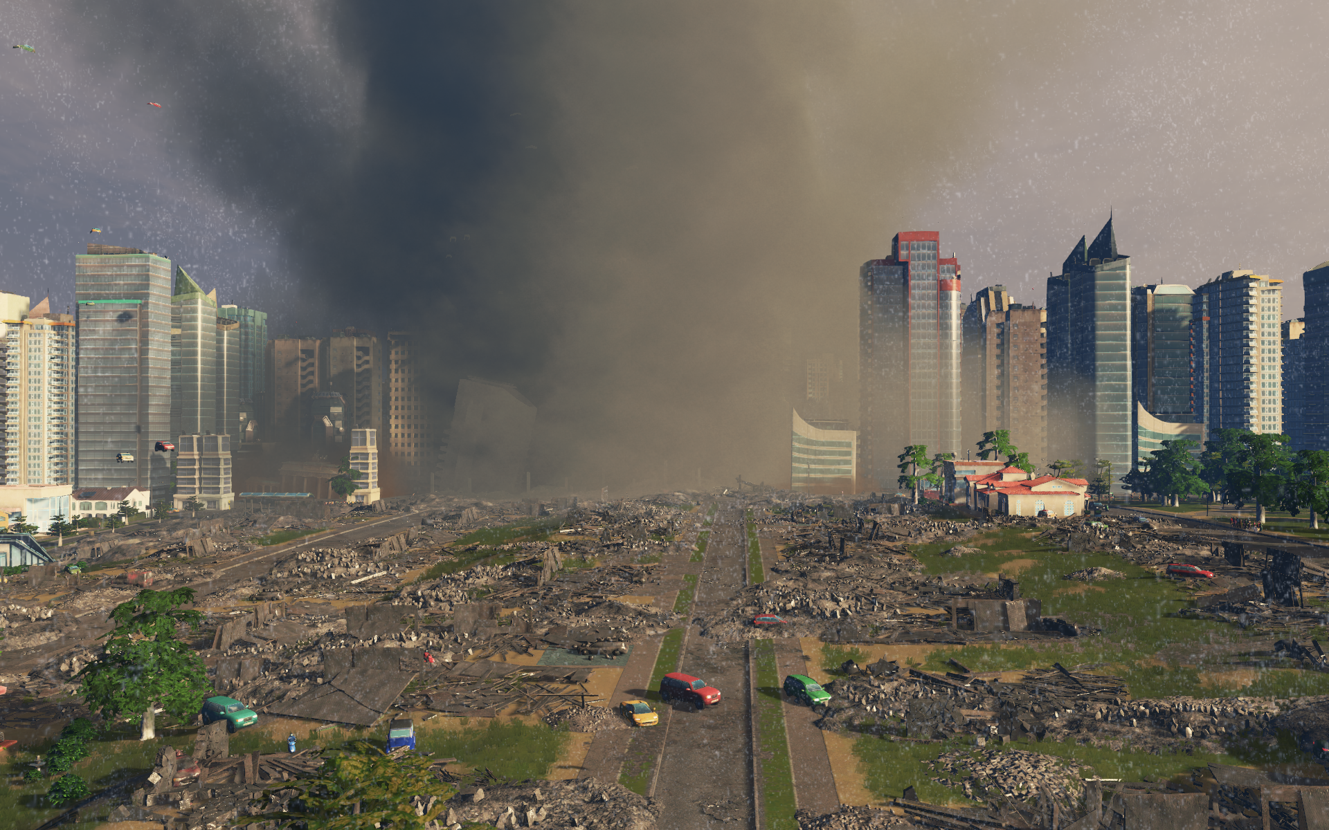 Cities: Skylines - Natural Disasters | PC | Лицензия