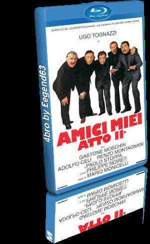 Amici miei atto II (1983) BD-UNTOUCHED AVC DTS/AC3 iTA