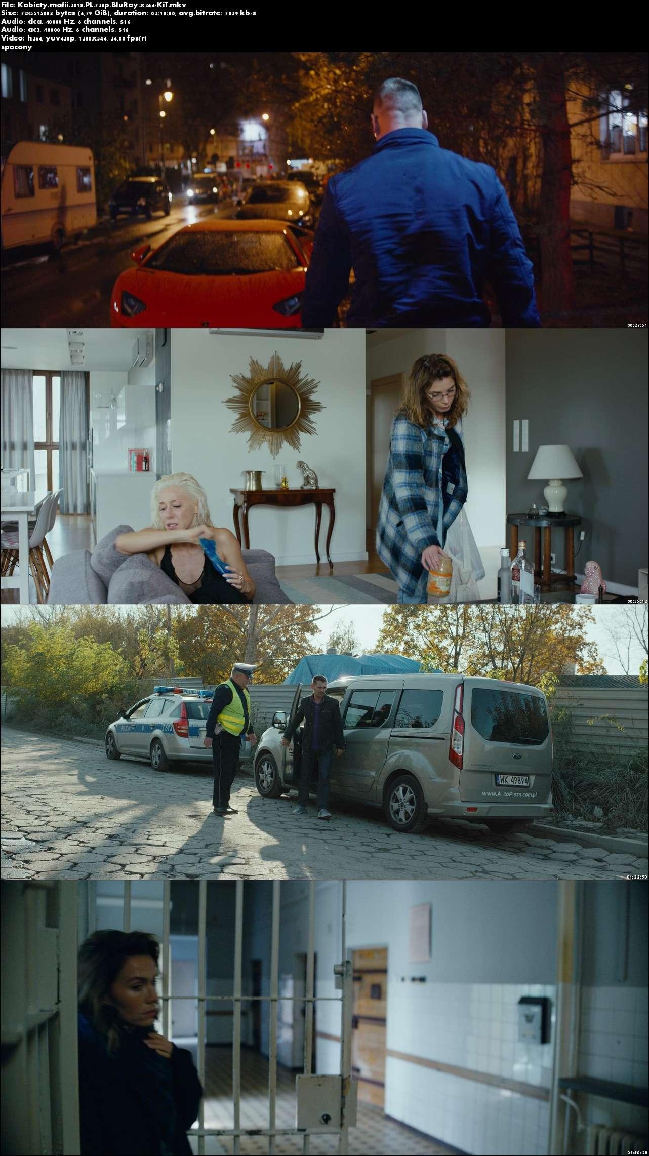 Kobiety mafii (2018) PL.720p.BluRay.x264-KiT [Film Polski]
