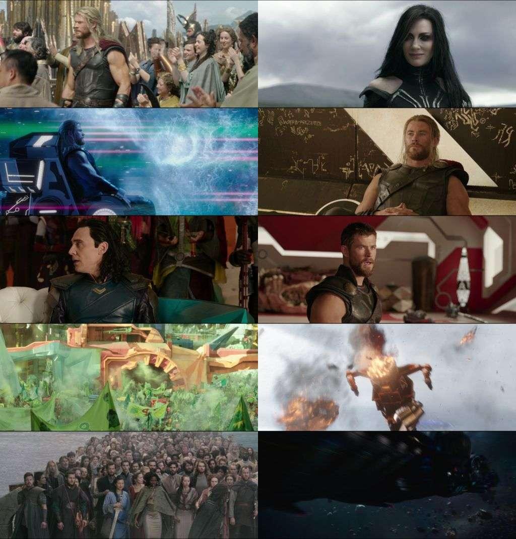 Thor: Ragnarok (2017) 1080p BluRay DTS x264-SPARKS