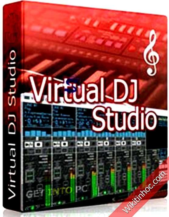 Virtual DJ Studio 7.6 Full Crack - Phần mềm Mix nhạc đỉnh cao