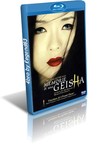Memorie di una Geisha (2005) FullHD 1080p Untouched AC3 iTA ENG