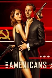 Американцы [04 сезон: 01-13 серии из 13] | HDTVRip 720p | NewStudio