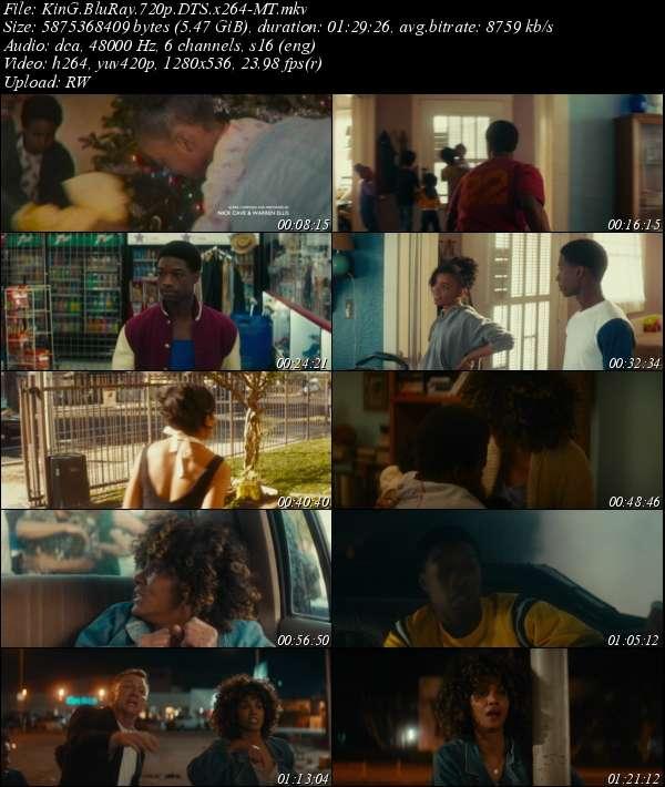Kings [2017] 720p BluRay DTS x264 MT
