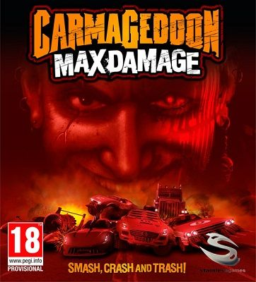 Carmageddon: Max Damage | PC | Лицензия