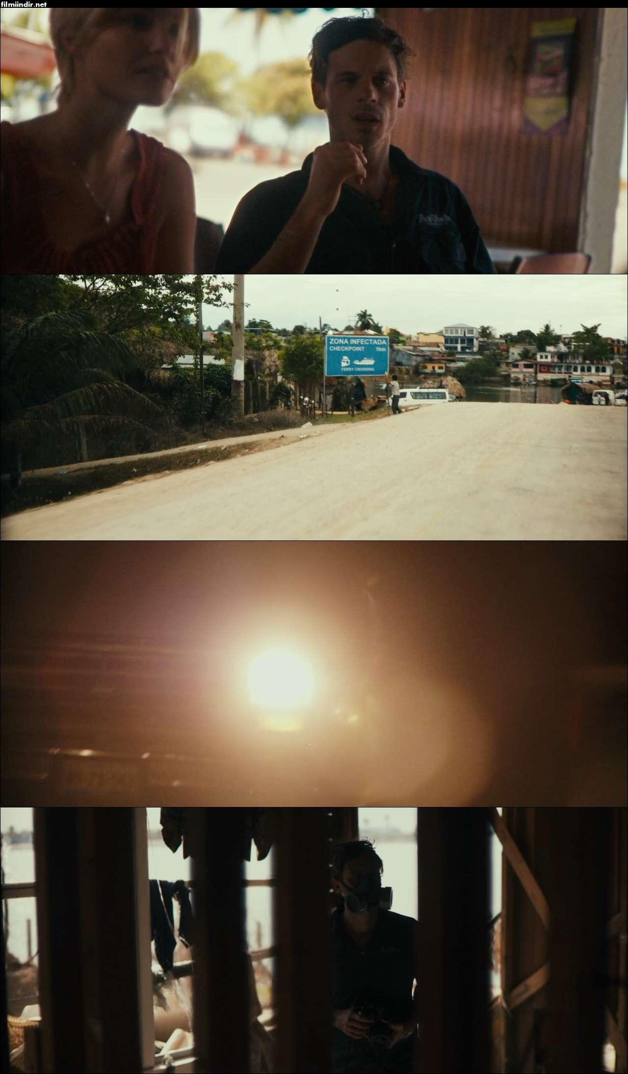 İstila - Monsters (2010) türkçe dublaj film indir