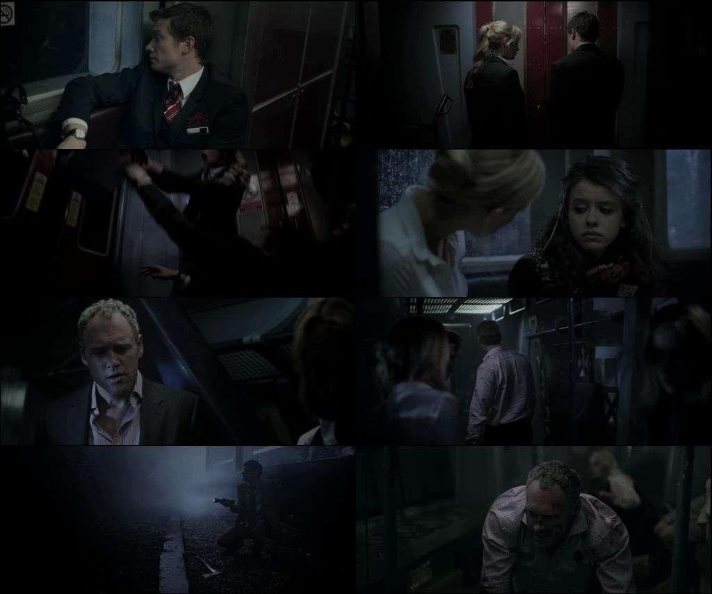 Dehşet Treni - Howl (2015) türkçe dublaj film indir
