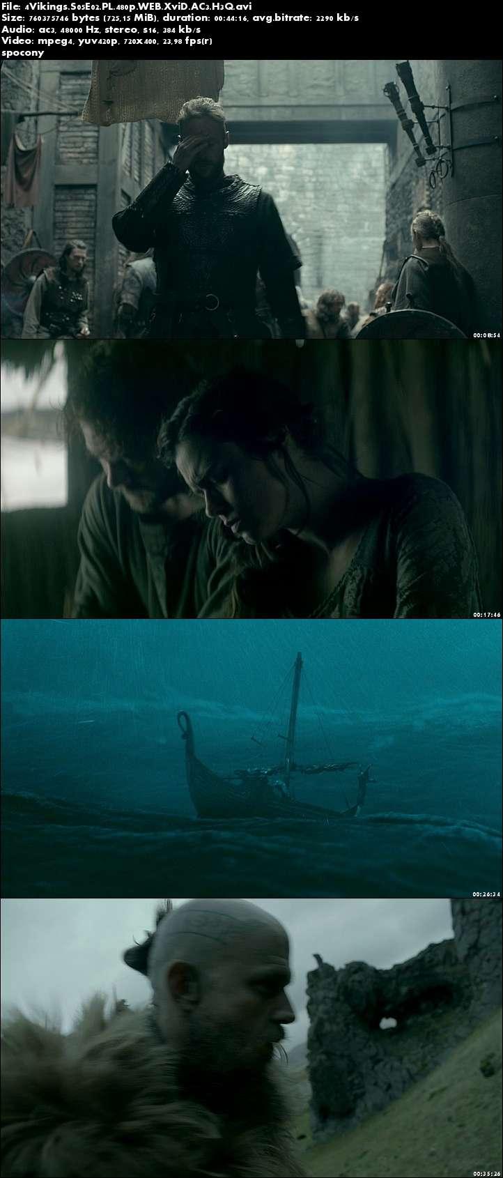 Wikingowie / Vikings (2017) {Sezon 5} (Pełen sezon) PL.480p.WEB.XviD.AC3-H3Q [Lektor PL]
