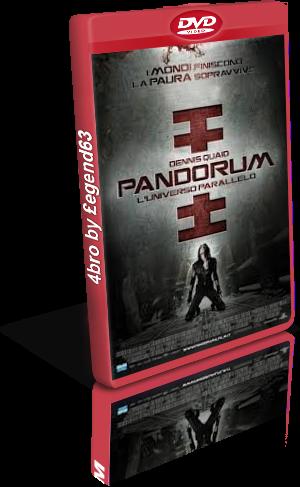 Pandorum - L'universo parallelo (2009).avi DvdRip AC3 iTA Sub iTA