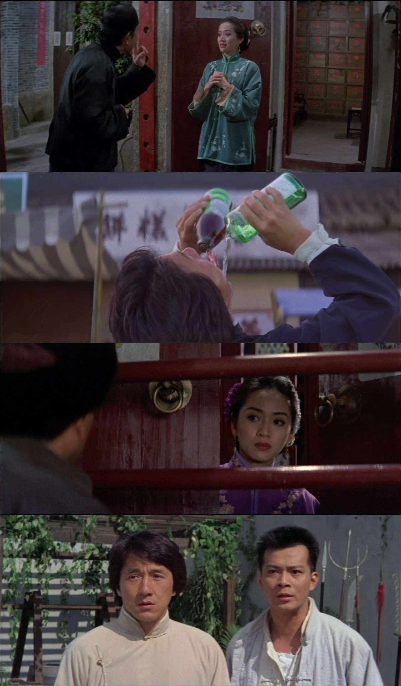Altın Yumruk 2 - Drunken Master II (1994) türkçe dublaj film indir