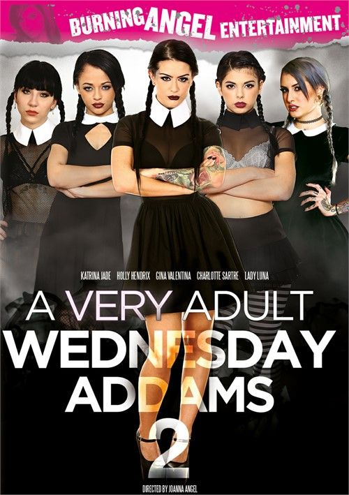 Очень Взрослая Wednesday Addams 2 | A Very Adult Wednesday Addams 2