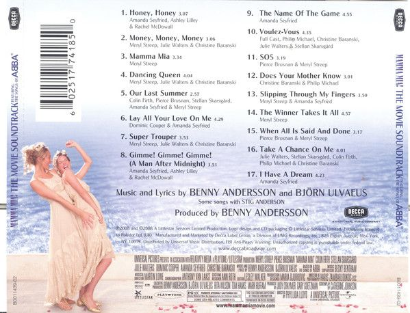 Various Artists: Frozen (Original Motion Picture