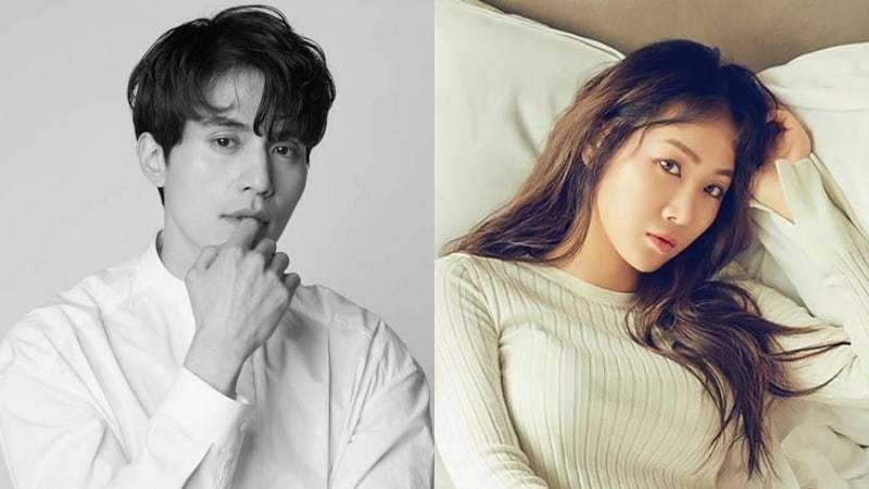 Lee Dong Wook Confirmed To Be Filming For Soyou's Solo MV