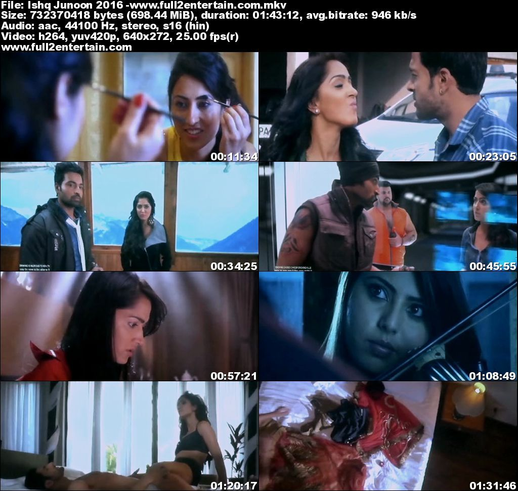 Ishq Junoon Movie Download
