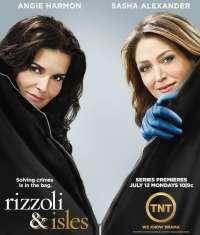 Риццоли и Айлс [01-07 сезоны: 01-95 серии из 110] | WEB-DLRip | NewStudio