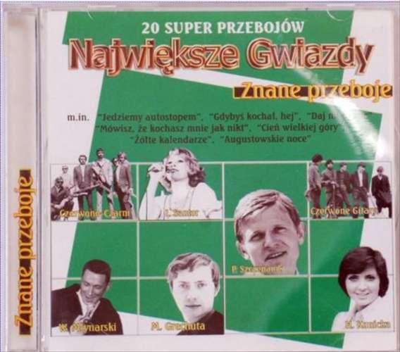 VA - Najwieksze Gwiazdy - Znane Przeboje (2003)