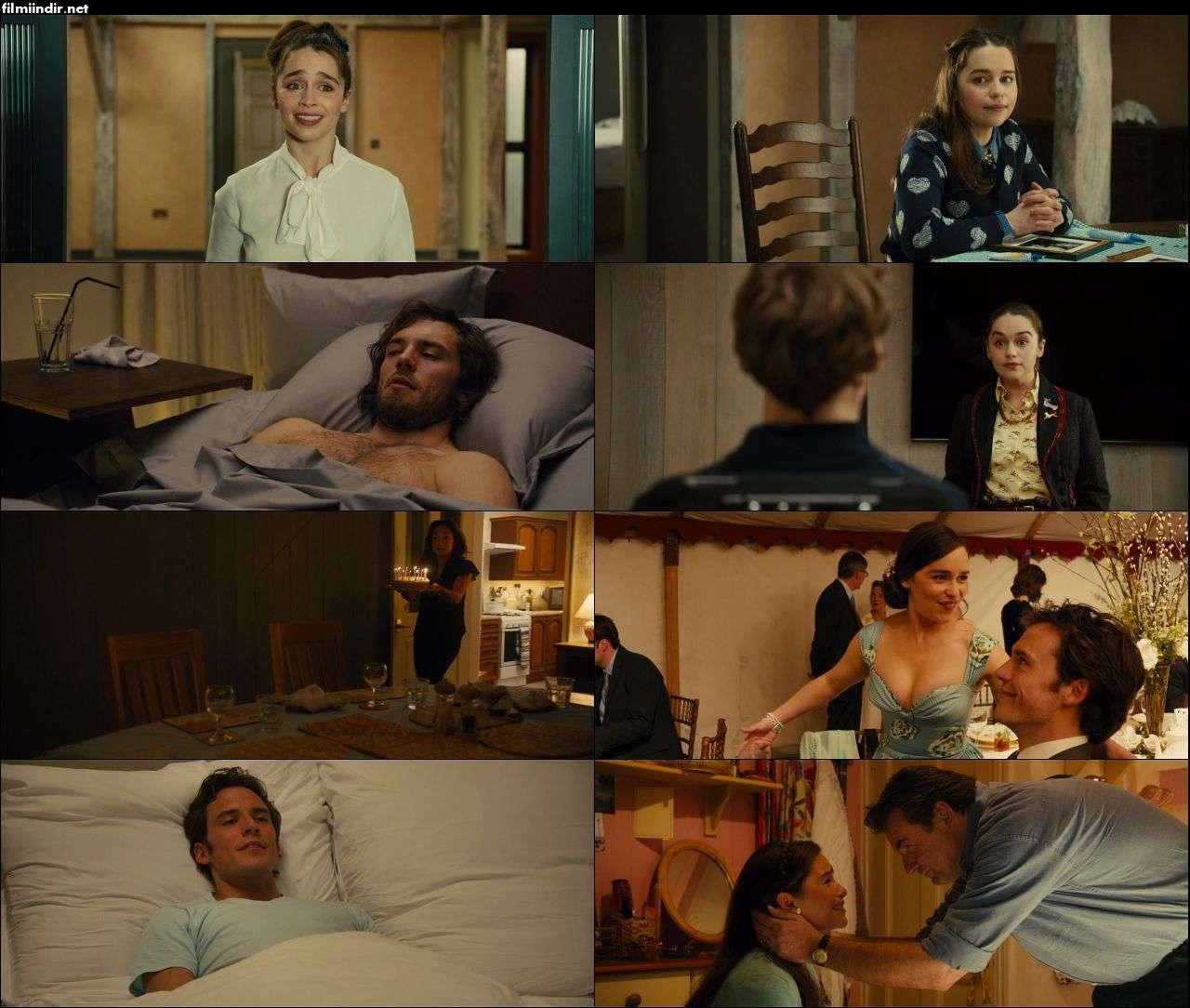 Senden Önce Ben - Me Before You (2016) türkçe dublaj film indir