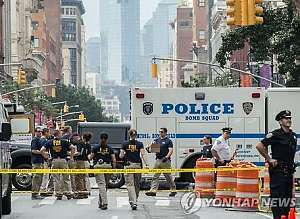 美FBI, 맨해튼 폭발 조사…뉴욕주지사 'IS와 연계성 발견못해'