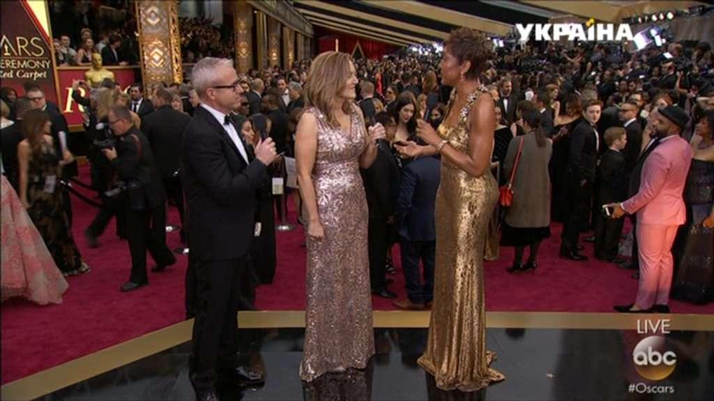 89-я церемония вручения премии «Оскар» | DVB | P