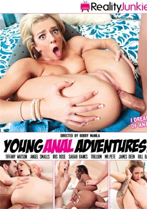 Молодые Анальные Приключения 2 | Young Anal Adventures 2