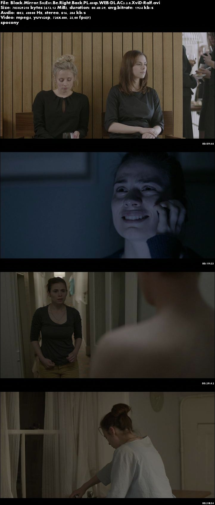 Czarne lustro / Black Mirror (2013) {Sezon 2 + odcinek specjalny} PL.480p.WEB-DL.AC3.2.0.XviD-Ralf [Lektor PL]