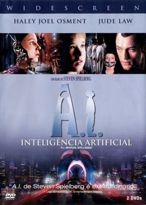 A.I. – Inteligência Artificial – Dublado