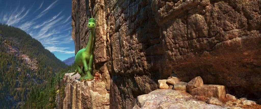 Хороший динозавр | BDRip-AVC | Лицензия