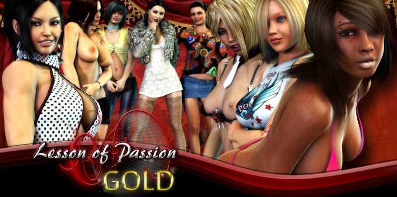 ��������� ��� Sexandglory � Lesson of Passion | Sexandglory & Lesson of Passion Games Collection