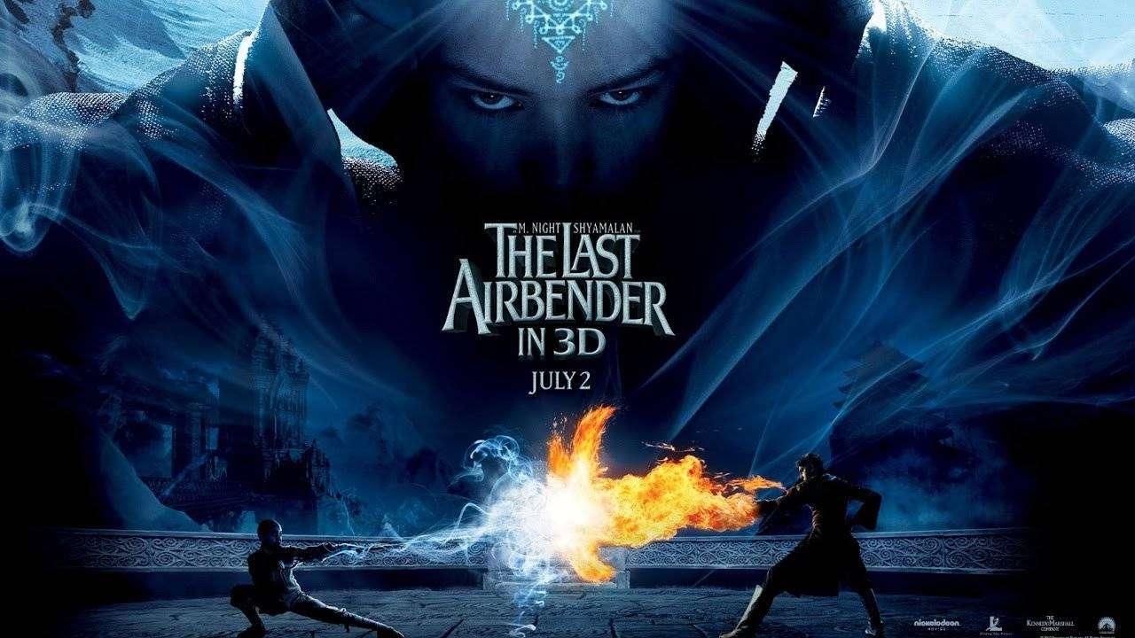 Tiết Khí Sư Cuối Cùng, The Last Airbender 2010