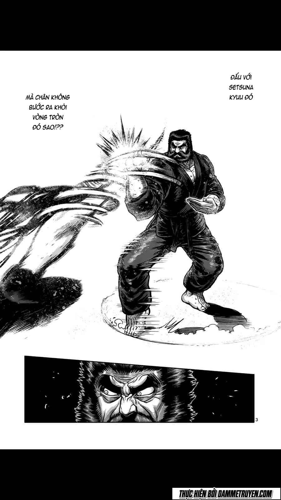 Kengan Ashua trang 4
